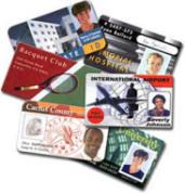 Carduri de identificare personalizate in format de legitimatie