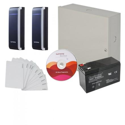 Kit Pontaj Electronic cu Card (Xpass)