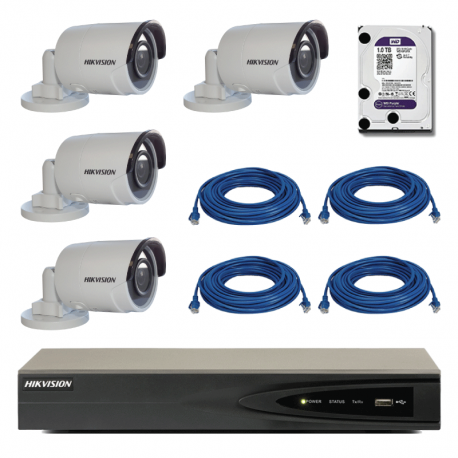 kit-complet-de-supraveghere-video-hikvision-cu-4-camere-video-ip-interiorexterior-2mp-tip-bullet-hdd-1tb-si-100m-cablu-utp