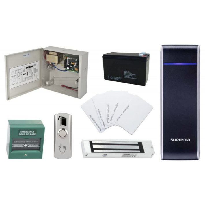 KIT Control Acces cu cititor card XPASS