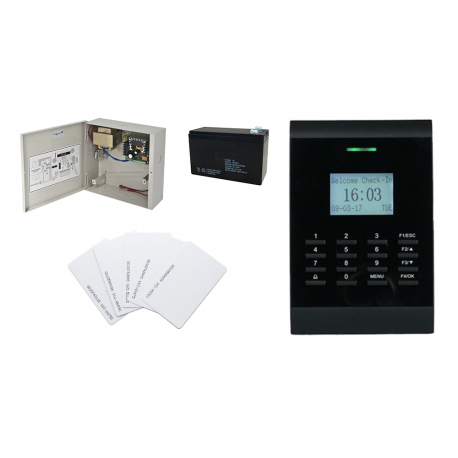 KIT Pontaj Card SC403